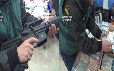 """الإطاحة بأحد أكبر """"مافيات"""" تهريب المخدرات بين المغرب واسبانيا"""