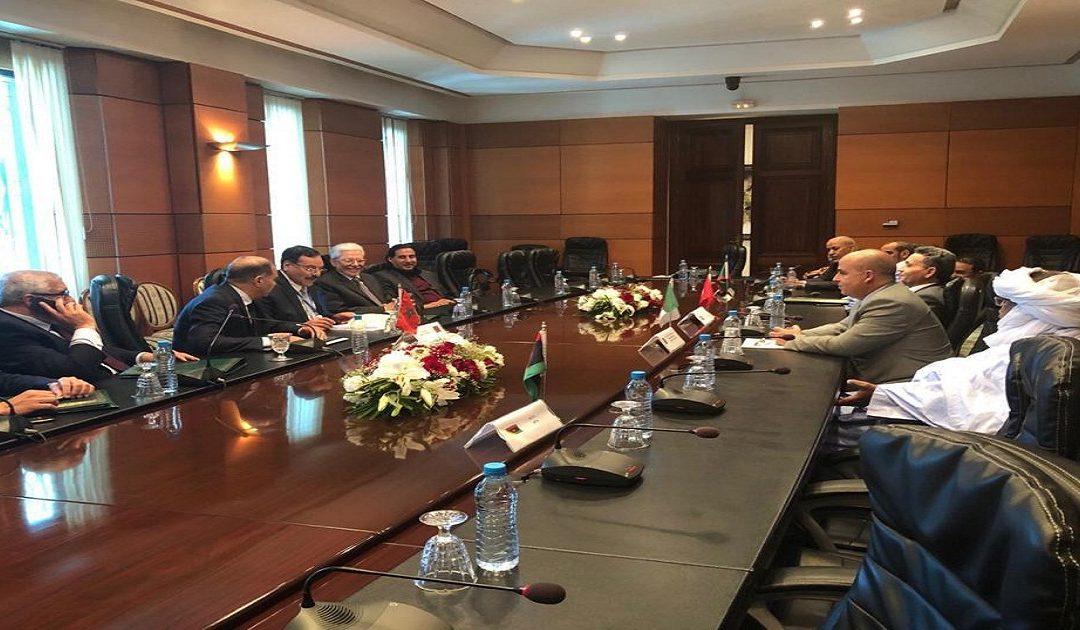 الأمين العام لاتحاد المغرب العربي يجتمع بأعضاء البرلمانات والمجالس المغاربية بالرباط