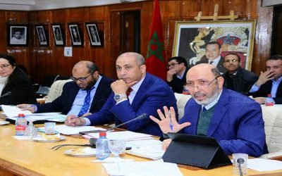 المجلس الجماعي بمراكش يقرر التراجع عن قرار تفويت عقار سوق الجملة بباب دكالة