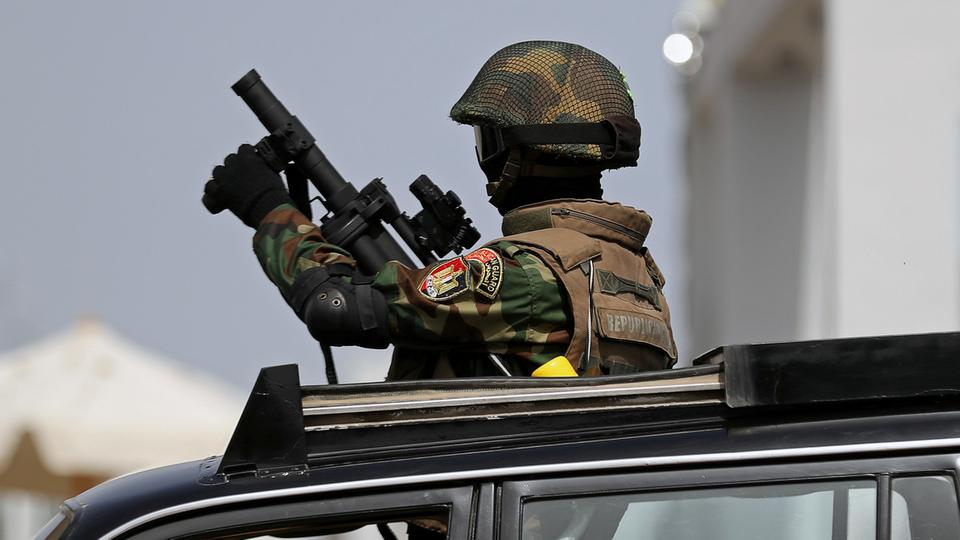 خمسة قتلى في إطلاق نار غرب القاهرة