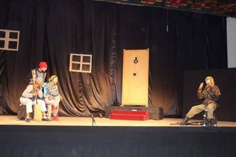 """تنظيم الدورة الحادية عشرة لمهرجان """"أماناي"""" الدولي للمسرح بورزازات"""