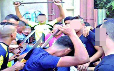 معركة دموية بين التلاميذ أمام مؤسسة تعليمية بالسمارة
