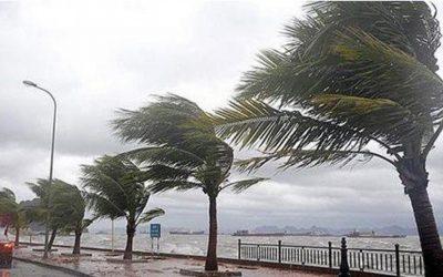 أمطار و رياح قوية بهذه المناطق