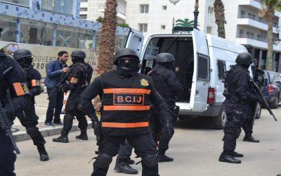 """""""البسيج"""" يوقف مغربيا يحمل الجنسية الفرنسية بمكناس بسبب الإجرام والتطرف"""
