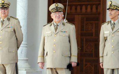 قايد صالح يوجه 'إنذارا أخيرا' لمدير المخابرات الجزائري السابق