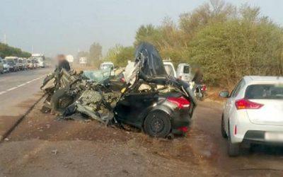 مصرع شخص وإصابة آخرين في حادثة خطيرة