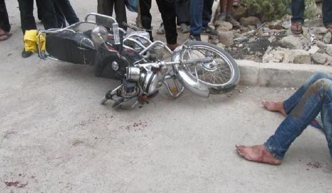 حادثة سير خطيرة ترسل شابا إلى المستعجلات بإقليم أزيلال