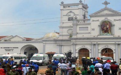 اعتقال أزيد من 100 مشتبه به على خلفية أحداث سريلانكا