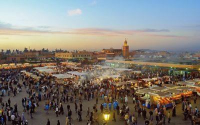 اختيار مراكش ضمن لائحة المدن العشر الأفضل في العالم