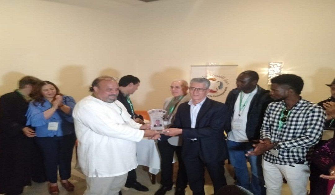 الصالون الدولي للفنون والثقافة يٌكرم فنانين وفاعلين ثقافيين بجهة مراكش أسفي