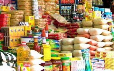انخفاض الرقم الاستدلالي للمواد الغذائية بنسبة 3.0 %