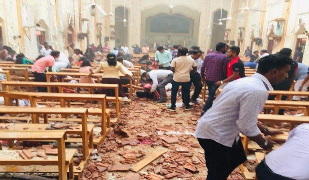 """سريلانكا تعلن الجهة المنفذة لتفجيرات """"الأحد الدامي"""""""