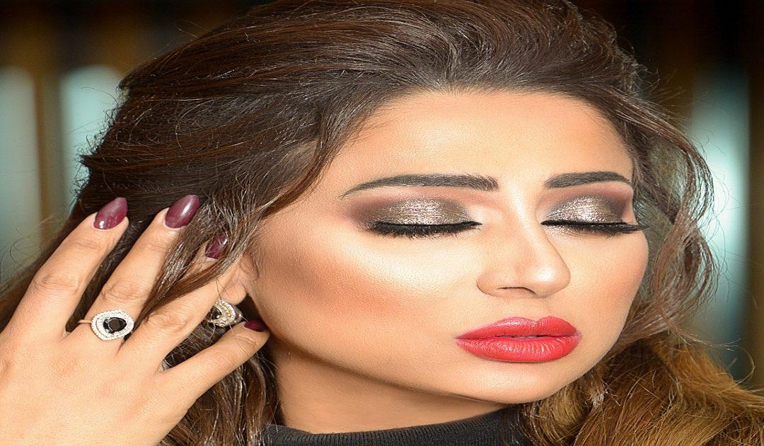 خبيرة التجميل غالية الإدريسي تكشف أهم ملامح ماكياج جلسة تصوير شيماء سبت