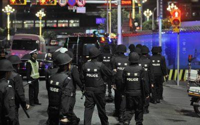 مقتل تلميذين في هجوم بسكين في مدرسة ابتدائية وسط الصين