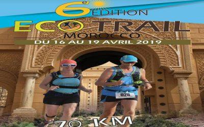 تنظيم الدورة السادسة من Eco Trail Morocco في ورزازات
