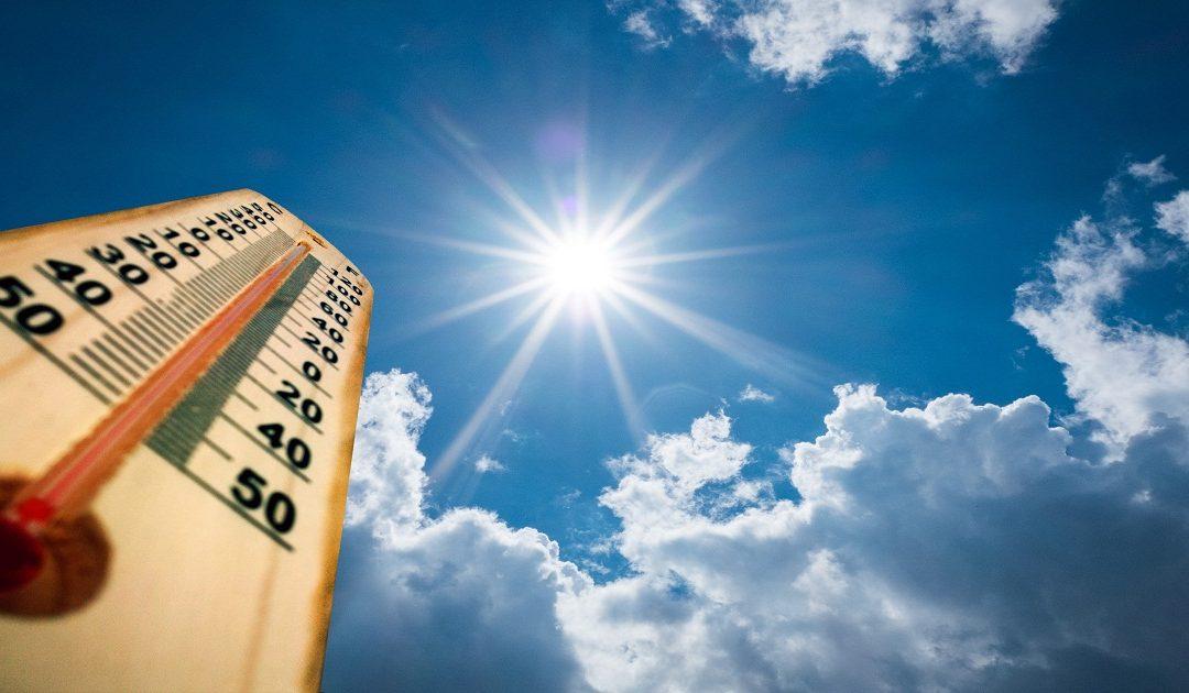 طقس حار بعدد من مدن المملكة