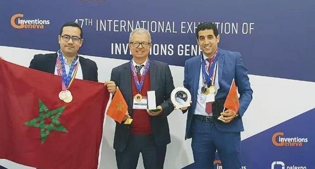 المغرب يفوز بميداليتين ذهبيتين وعشرة جوائز بالمعرض الدولي للاختراعات