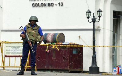 انفجار جديد يهز العاصمة السريلانكية