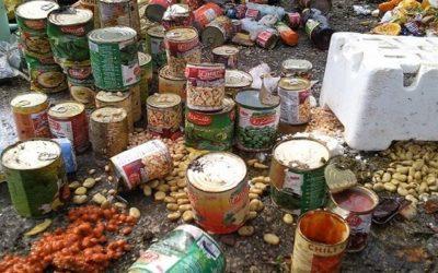 حجز الاطنان من المواد الغذائية الفاسدة كانت في طريقها لموائد المغاربة