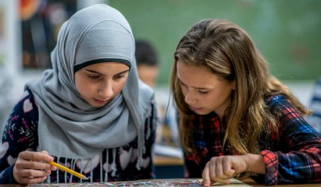 حظر الحجاب بالمدارس الابتدائية في السويد