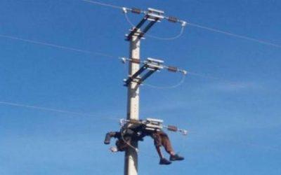 صعقة كهربائية تودي بحياة شاب بضواحي إنزكان