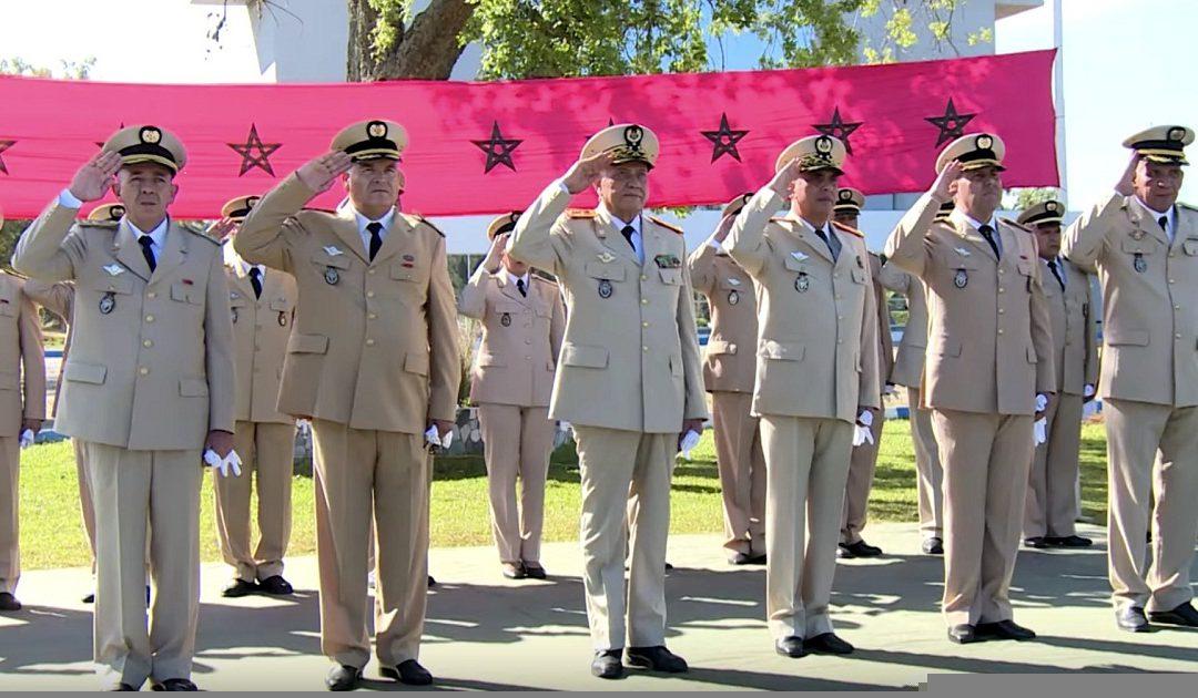 الذكرى 63 لتأسيس القوات المسلحة الملكية