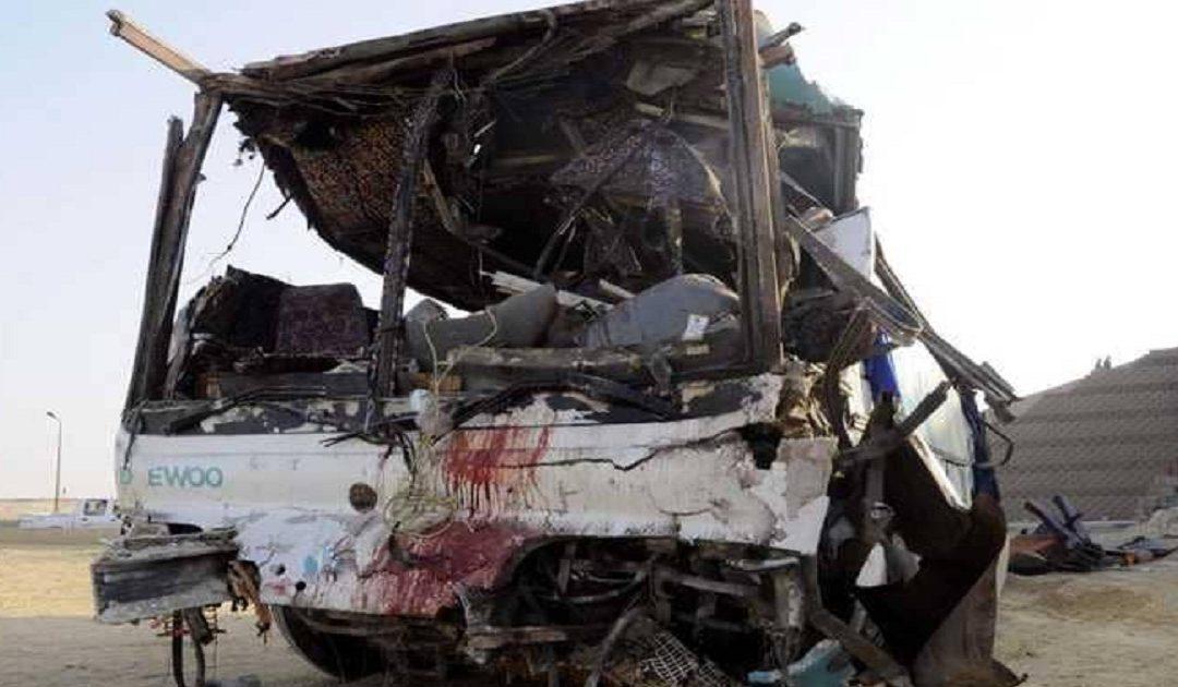 """مصر..عشرات القتلى والجرحى بحادث """"مأساوي"""" في الجيزة"""