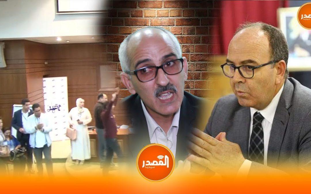 أعميار: أنا لا أحمل المسؤولية لبن شماش و لكن أحملها للمنقلبين على اتفاق 5 يناير
