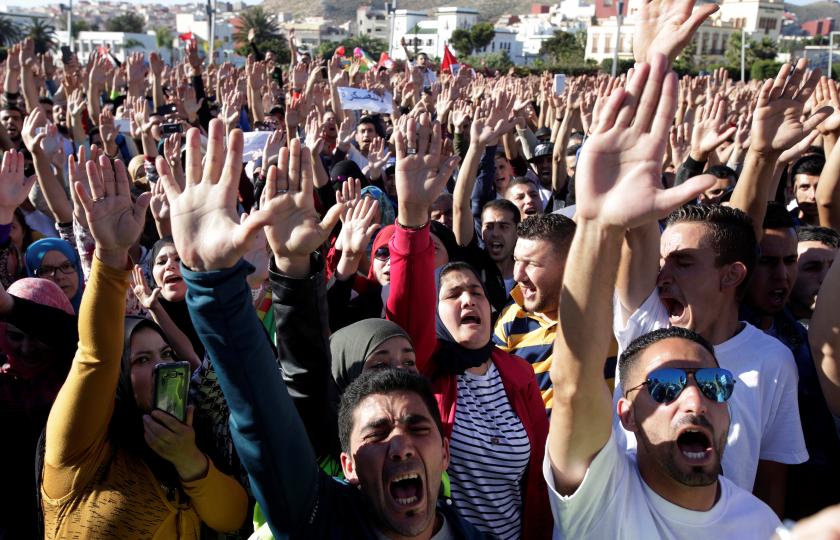"""جمعيات مغربية تدعو للاحتجاج الجمعة ضد """"صفقة القرن"""""""