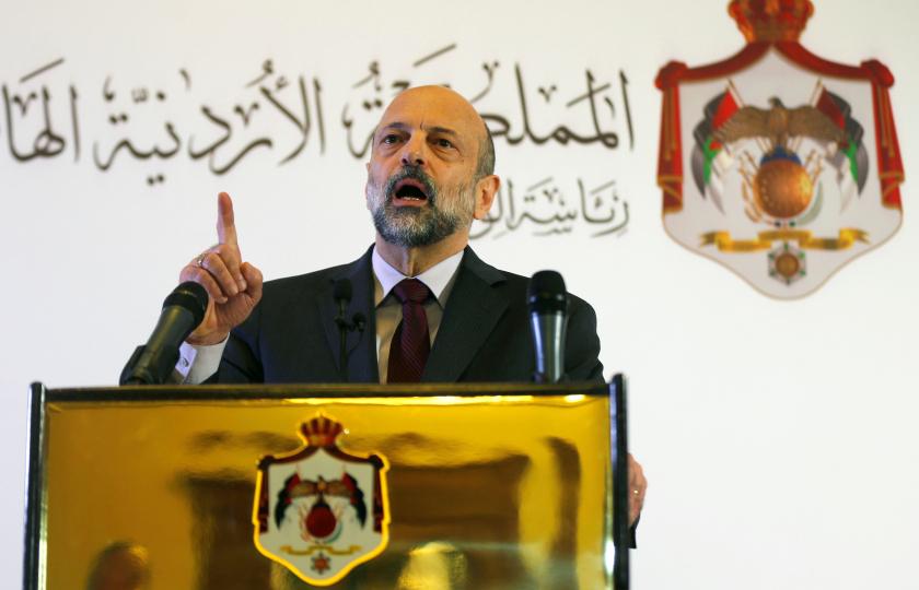 إستقالة جماعية للحكومة الأردنية