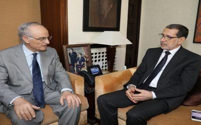 العثماني يتسلم تقرير تطور البحث العلمي بالمغرب ما بين 2006 و2016
