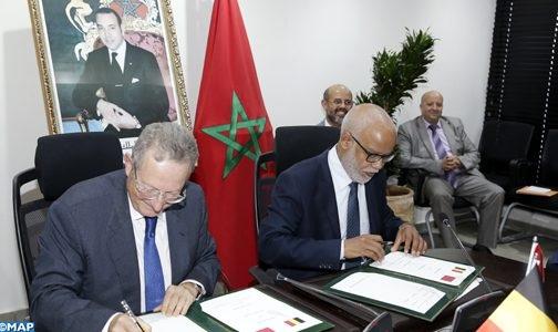 المغرب وبلجيكا يعبئان 3 ملايين أورو لدعم تنمية الثقافة المقاولاتية للشباب بالمغرب