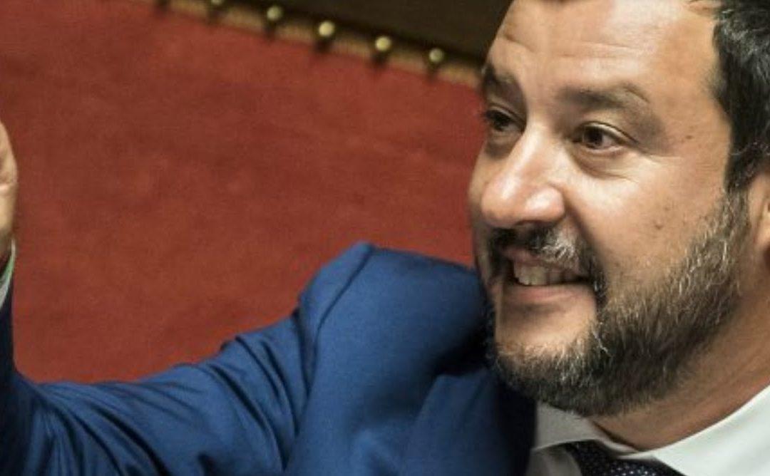 """إيطاليا..مرسوم أمني جديد يخويل """"سالفيني"""" المزيد من الصلاحيات من أجل محاربة الهجرة"""