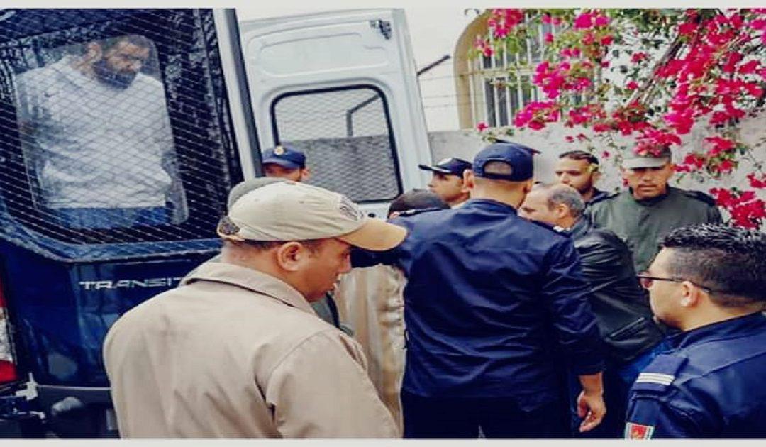 """إنطلاق ثاني جلسات محاكمة """"خلية شمهروش"""" الإرهابية"""