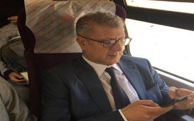 محمد ربيع لخليع يشرف على تدشين المحطة الجديدة لمدينة تمارة