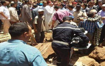 سكان يقضون ليالي بيضاء بالحوز خوفا من انهيار منازلهم والسلطات تنتظر مراسيم الدفن