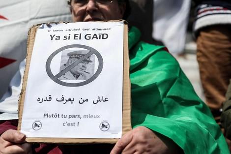 للجمعة الحادية عشرة الجزائريون يطالبون برحيل النظام ورموزه +صور وفيديو