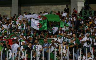 السلطات الجزائرية تخصص 10 طائرات لنقل المشجعين إلى مصر لدعم منتخب الخضر في الكان