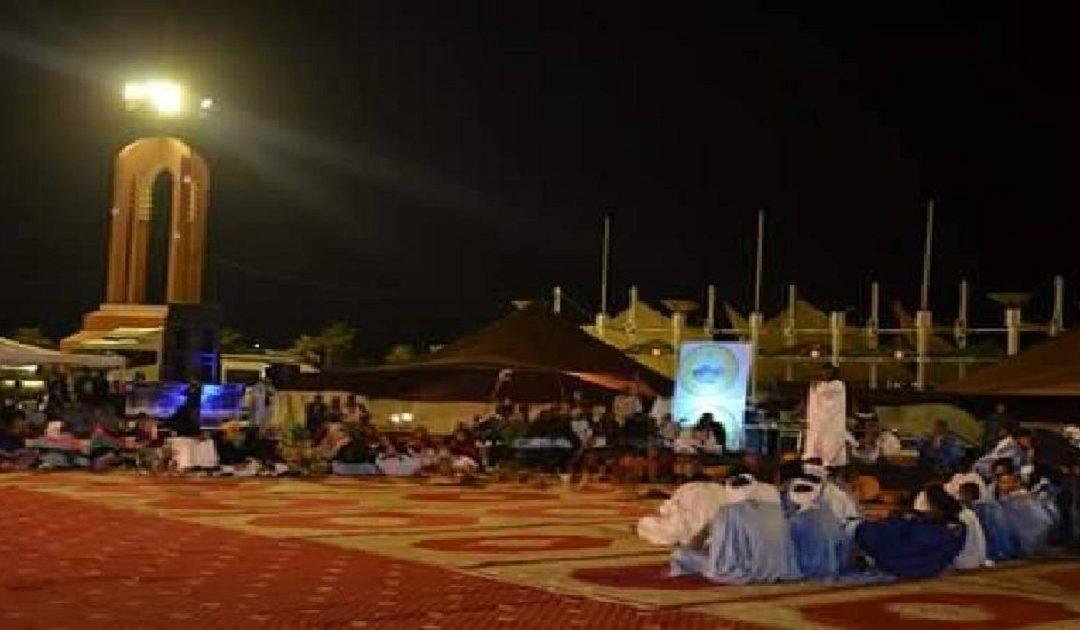 المديح النبوي  لون موسيقي ينتعش خلال شهر  رمضان بالاقاليم الجنوبية
