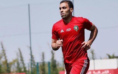 حمد الله يطوي صفحة المنتخب المغربي معلنا اعتزاله اللعب الدولي