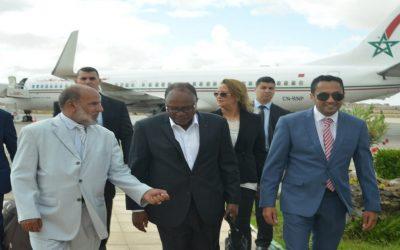 سفير ساحل العاج بالعيون لافتتاح قنصلية شرفية لبلاده