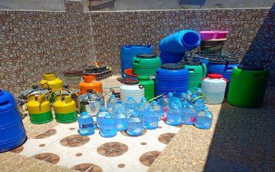 تفكيك معمل تقليدي لصنع مسكر ماء الحياة بالداخلة