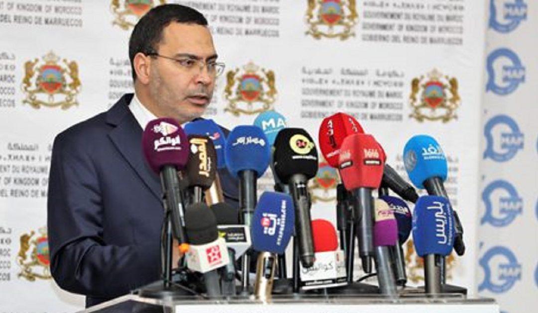 الخلفي يكشف حقيقة توجه الحكومة إلى إجبار المغاربة على التصويت خلال الإنتخابات القادمة