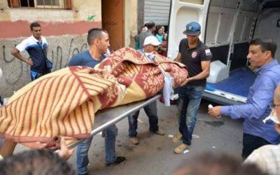 زوج يدبح زوجته من الوريد الى الوريد بالحوز والامن يحاصره بمراكش
