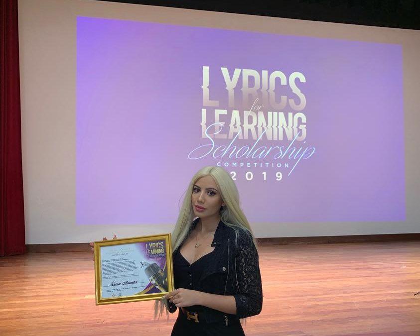 ڭزينة عويطة عضوة في لجنة تحكيم بمسابقة للمواهب الأمريكية