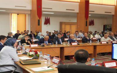 الوفي: يركز المغرب على الانتقال نحو الاقتصاد الأخضر الشامل في أفق 2030