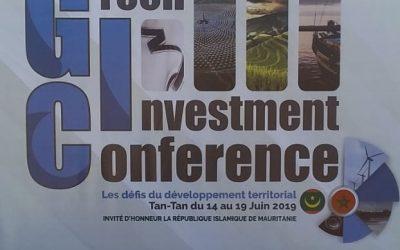 عقد مؤتمر الاستثمار الاخصر ضمن فعاليات موسم طانطان للاطلاع على فرص الشغل