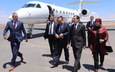 رئيس الحكومة يتراس وفدا هاما  لانطلاق الحفل الرسمي لموسم طانطان