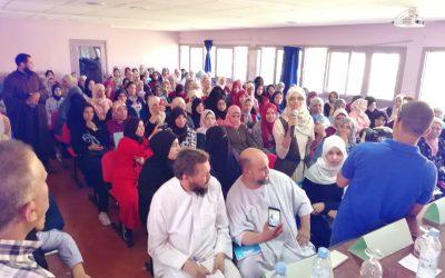 مديرية التعليم بالحوز تنظم يوما تربويا بمشاركة 200 مربي ومربية