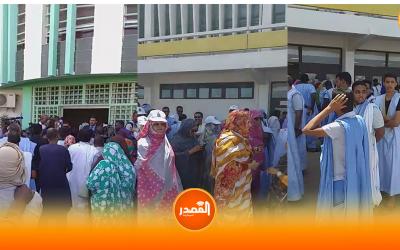 انطلاق عملية التصويت بموريتانيا لاختيار خليفة محمد ولد عبد العزيز